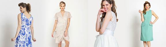 knipmode jurken